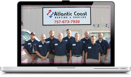 Atlantic Coast Heating Cooling Home