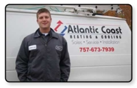 Mike Barham - Owner Atlantic Coast Heating and Cooling